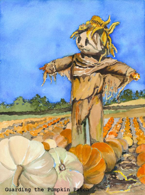 13-So Many Pumpkins